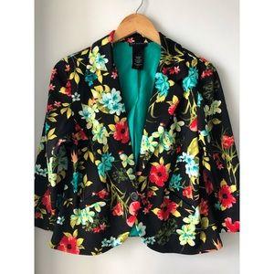 Metaphor Floral Jacket